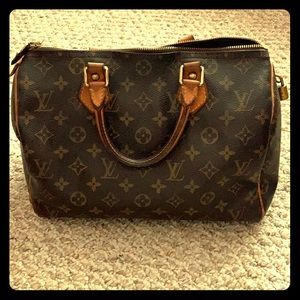 ❣️Authentic Louis Vuitton speedy 30-make offer❣️